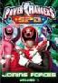 「特捜戦隊デカレンジャー POWER RANGERS S.P.D.」北米版(海外版)DVD